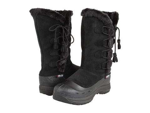 Baffin - Candy (Black) Women's Cold Weather Boots