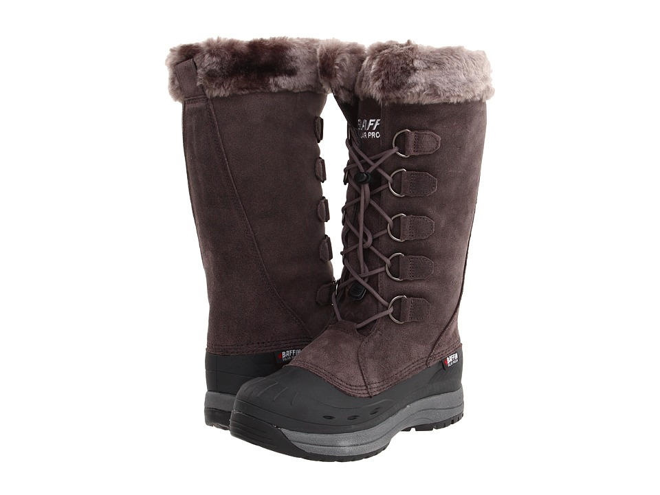 Baffin - Judy (Grey) Women's Boots
