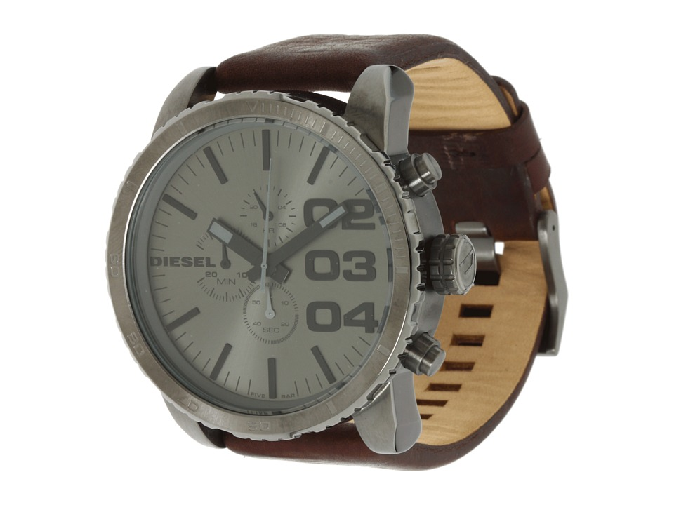 Diesel - Franchise DZ4210 (Brown) Analog Watches