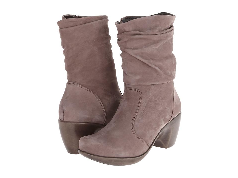 Naot Footwear - Modesto (Shiitake Nubuck) Women