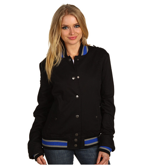 Fox - Viva La Vida Jacket (Black) Women's Jacket
