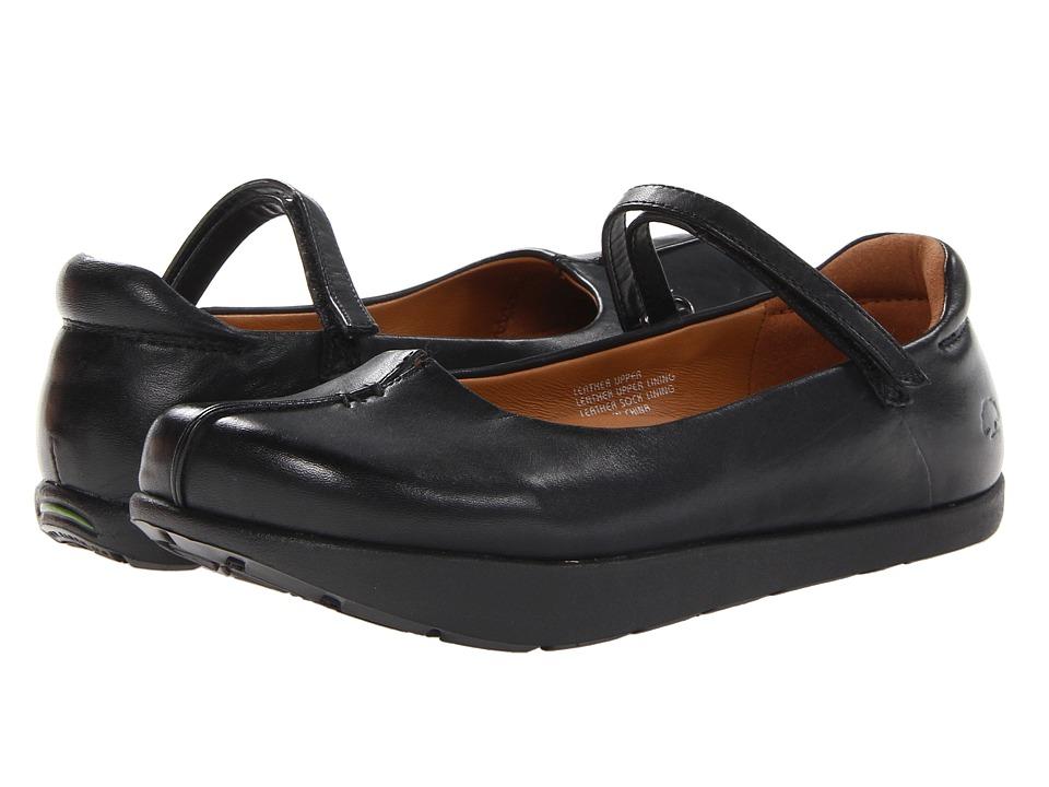 Earth - Solar Kalso (Black Premium Calf) Women's Flat Shoes