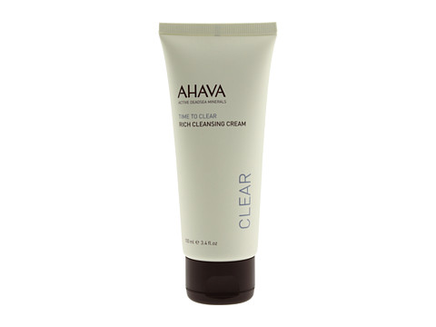 AHAVA - Time to Clear Rich Cleansing Cream (No Color) Skincare Treatment