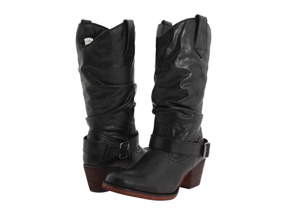 Dingo - Pretender (Black) Cowboy Boots