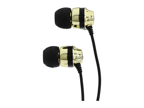 Skullcandy - Ink'd (2011) (Gold) Headphones