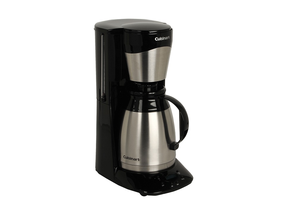 Cuisinart - DTC-975BKN 12-Cup Thermal Coffee maker (Stainless Steel) Individual Pieces Cookware