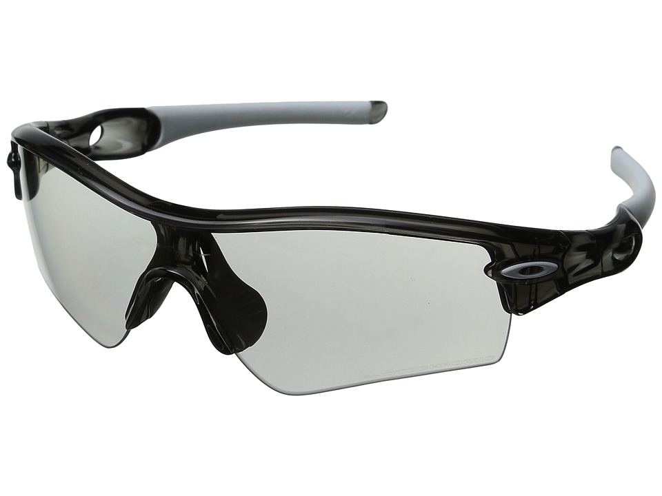 Oakley - Radar Path (Grey Smoke/Black Iridium Photochromic Lens) Sport Sunglasses