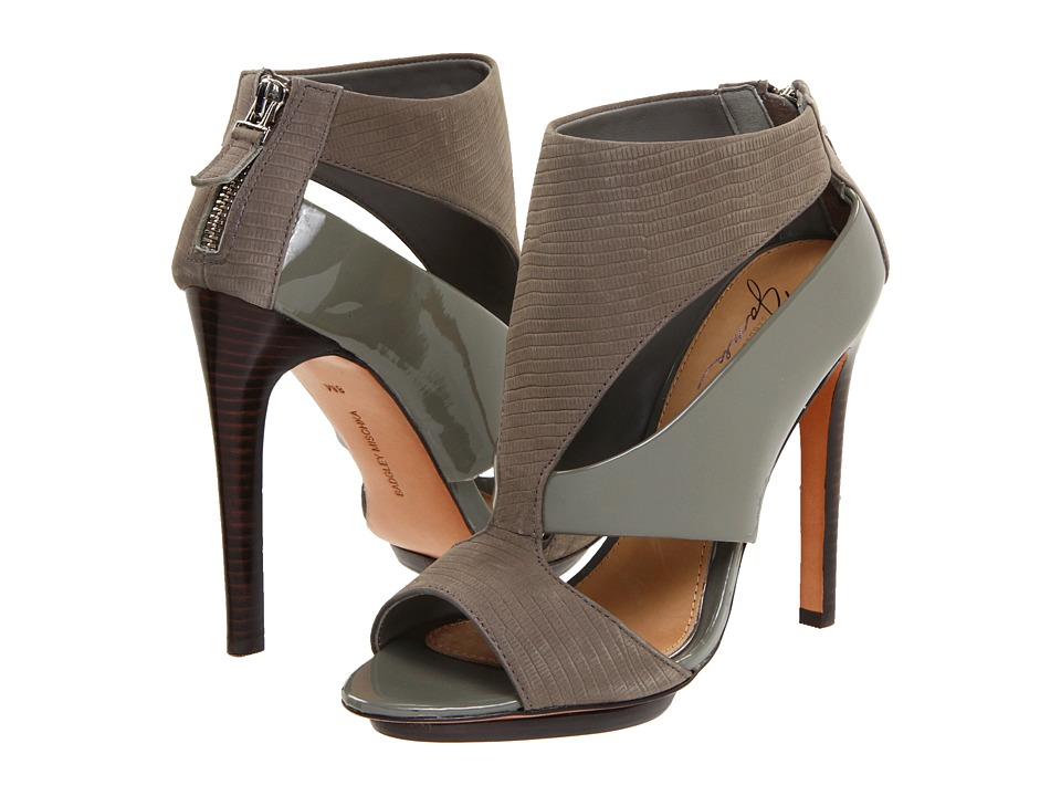 Mark & James by Badgley Mischka - Mark James Draco (Grey/Grey) High Heels