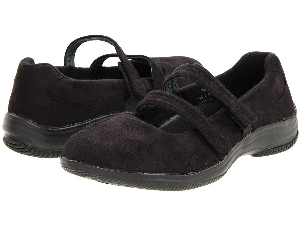 Propet - Bilite Walker (Black Velour) Women's Maryjane Shoes