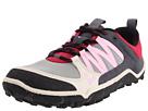 Vivobarefoot Neo Trail L (Light Grey/Crimson) Women's Running Shoes