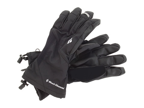 Black Diamond - Access Glove (Black) Extreme Cold Weather Gloves