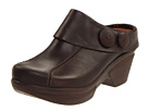 Sanita Nikolette (Dark Brown Waxy Leather)
