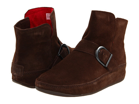 FitFlop - Dash Boot (Chocolate) Women's Pull-on Boots