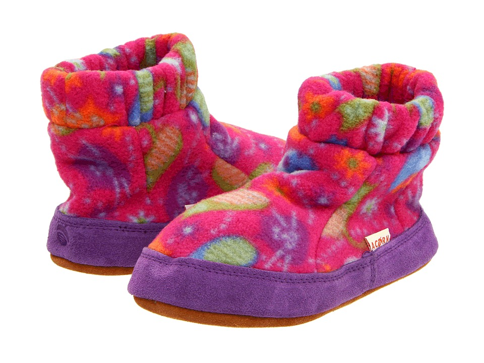 Acorn Kids - Kadabra (Toddler/Little Kid/Big Kid) (Fat Cat Pink) Girls Shoes