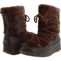 FitFlop Superblizz Boot (Chocolate) Footwear