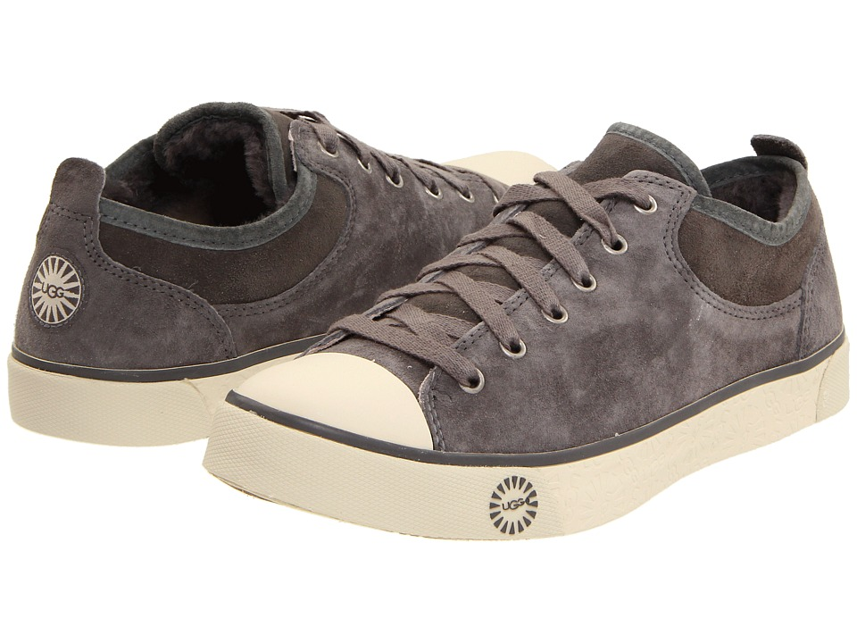 UGG - Evera (Pewter) Women's Lace up casual Shoes