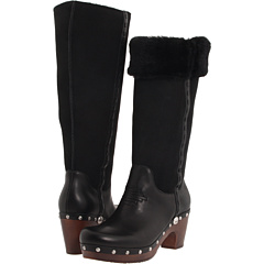 UGG Jemma (Black) Footwear