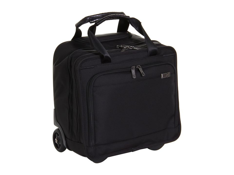 Victorinox - Architecture 3.0 - San Marco Compact Wheeled Laptop Case (Black) Computer Bags