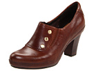 Clarks - Vermont Terrace (Brown Leather) - Clarks Shoes