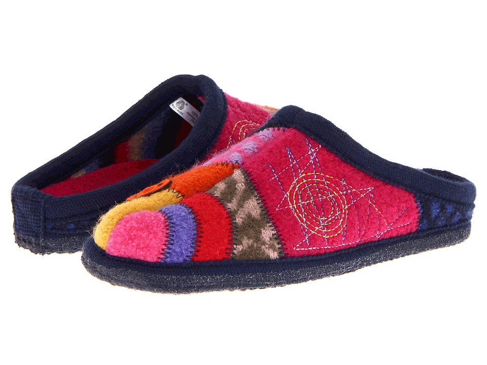 Haflinger - Calypso (Strawberry) Women's Slippers