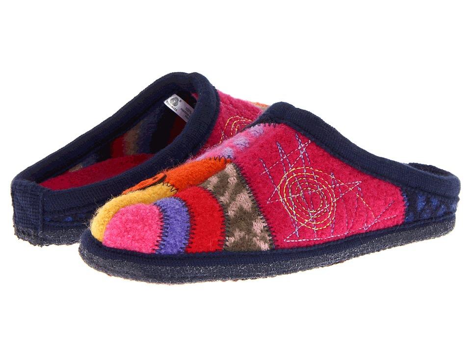 Haflinger - Calypso (Strawberry) Women's Slippers
