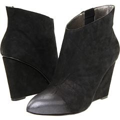 Nine West Saven (Black Suede) Footwear