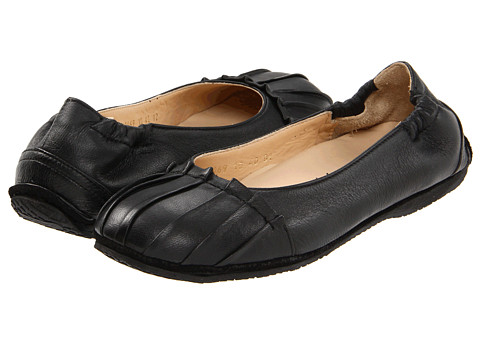 Haflinger - Lm Valarie (Black) Women's Flat Shoes