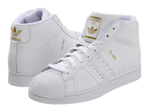 detailed look 6d223 6bc0a ... UPC 886038458422 product image for adidas Originals Pro Model (Running  White Running White  ...