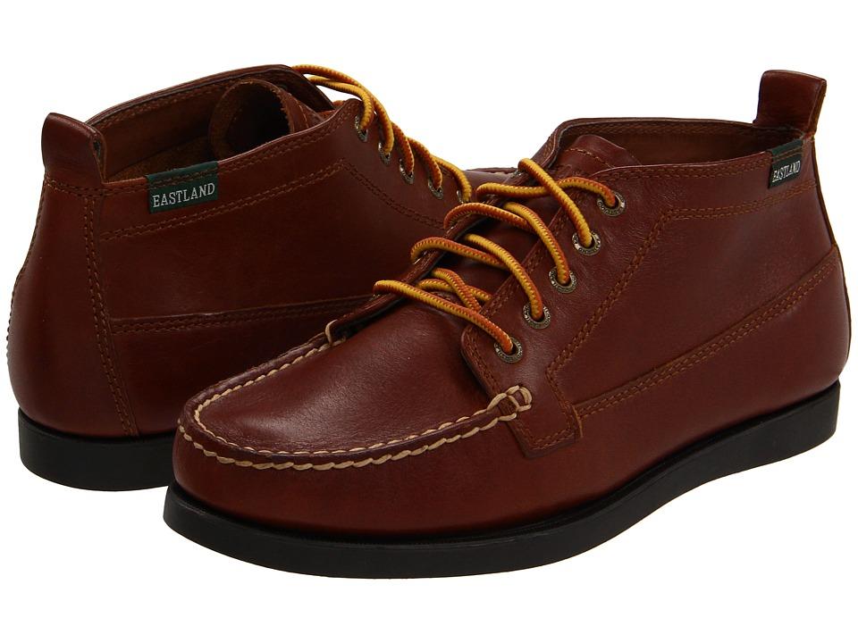 Eastland - Seneca (Tan) Women's Lace-up Boots