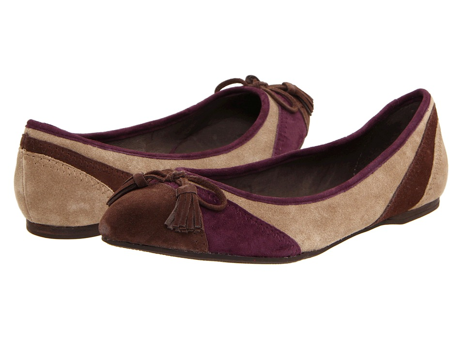 Nicole - Gasp (Desert) Women's Flat Shoes
