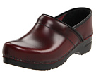 Sanita Professional Cabrio - Mens (Bordeaux Brush Off Leather)