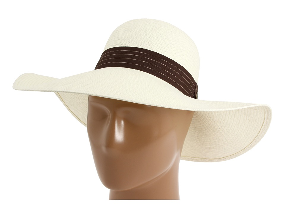 Goorin Brothers - Macey Floppy (White) Traditional Hats
