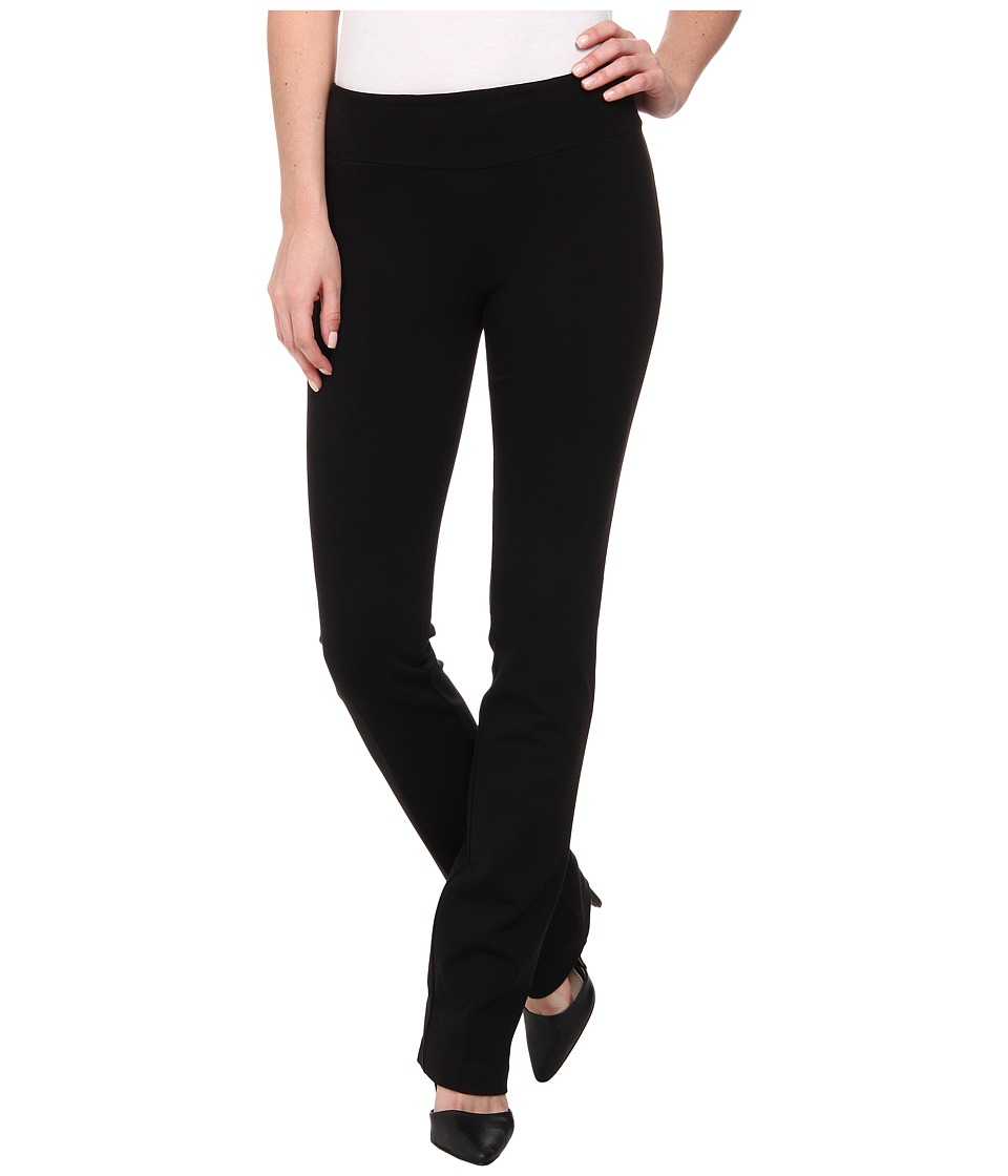 Karen Kane - Structured Knit Pant (Black) Women's Dress Pants
