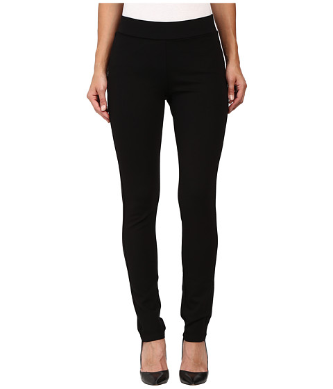NYDJ - Jodie Pull-On Ponte Knit Legging (Black) Women