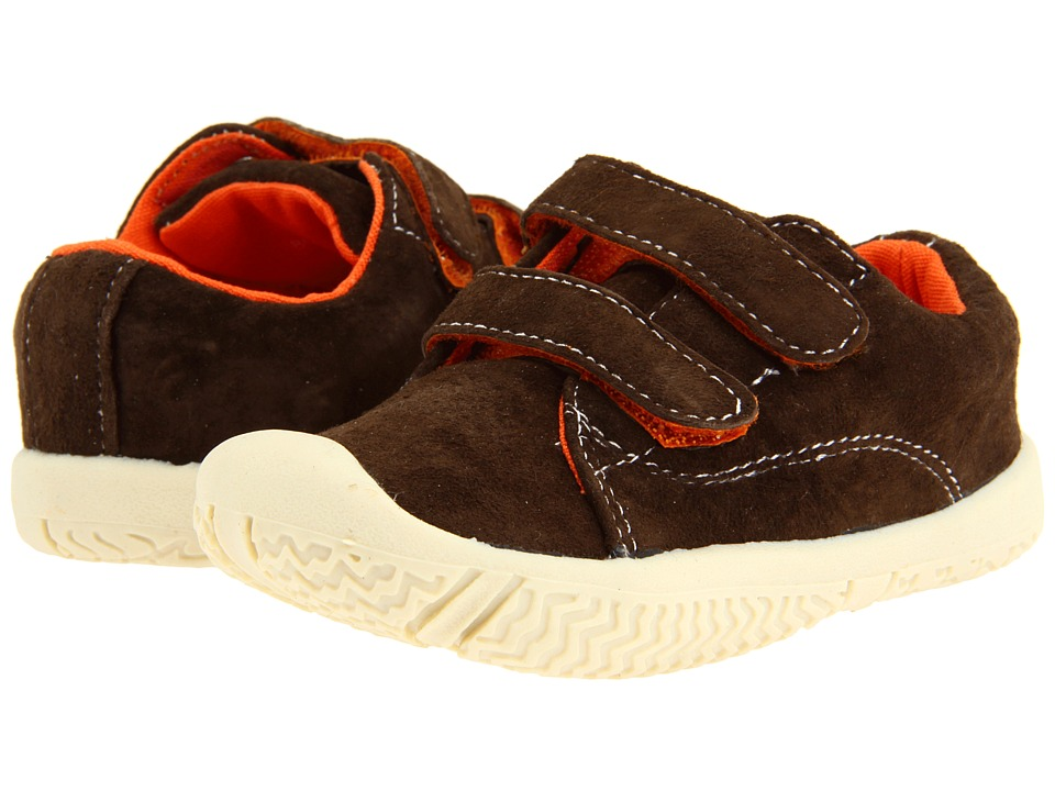 Morgan&Milo Kids - Avery II (Infant/Toddler) (Semi-Sweet/Natural) Boys Shoes