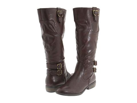 White Mountain - Logan (Dark Brown) Women's Dress Zip Boots