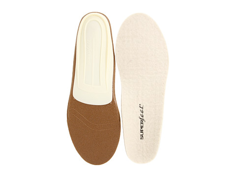 Superfeet - Merino White (White) Insoles Accessories Shoes