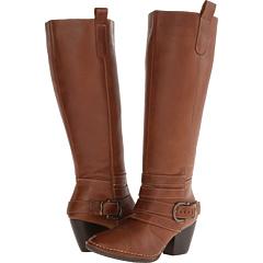 Lassen Jessop Wide Calf (Tan) Footwear