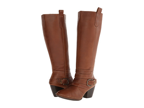 Lassen - Jessop Wide Calf (Tan) Women's Boots
