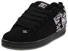 DC - Court Graffik SE (Black/Battleship/Armor) - Footwear