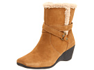 Anne Klein - Millie (Tan Suede) - Footwear
