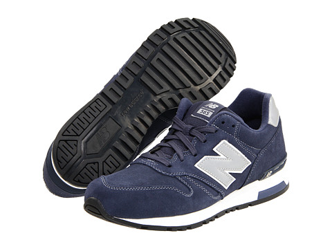 New Balance Classics - ML565 (Navy) Men's Classic Shoes