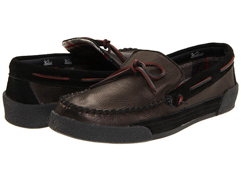 Woolrich - Brier (Black) Men's Slippers