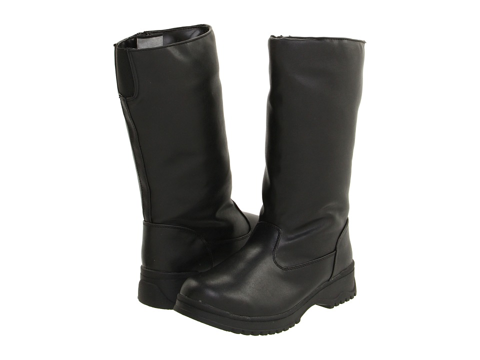 Tundra Boots - Courtney (Black) Women's Cold Weather Boots