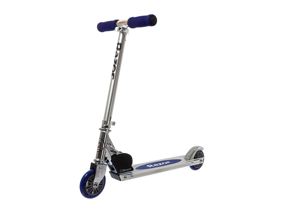 Razor - A Scooter (Blue) Athletic Sports Equipment