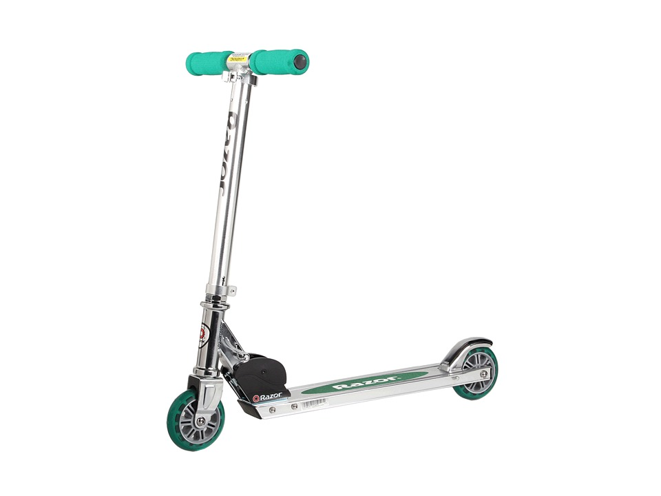 Razor - A Scooter (Green) Athletic Sports Equipment
