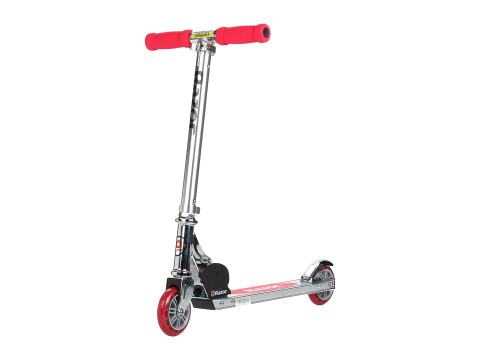 Razor - A Scooter (Red) Athletic Sports Equipment