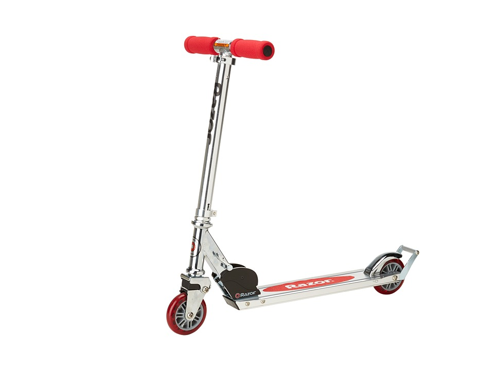 Razor - A2 Scooter (Red) Athletic Sports Equipment