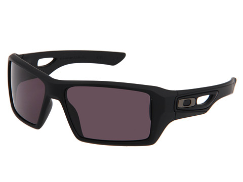 Oakley - Eyepatch 2 (Matte Black/Warm Grey Lens) Sport Sunglasses