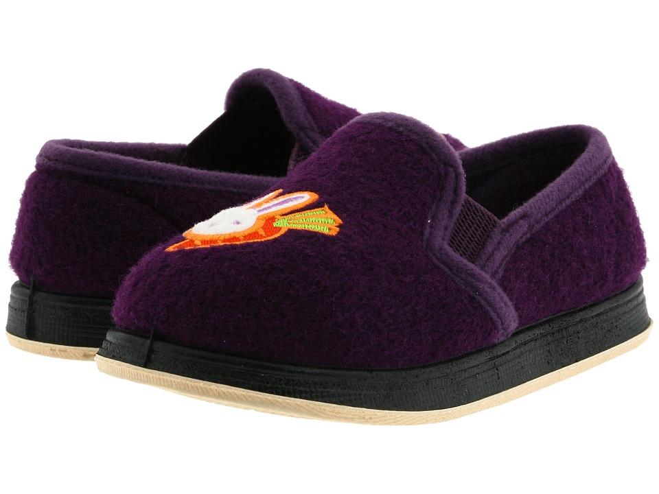 Foamtreads Kids - Cloud (Toddler/Little Kid) (Purple) Girls Shoes